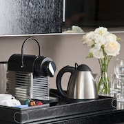 Kaffe og/eller kaffetrakter