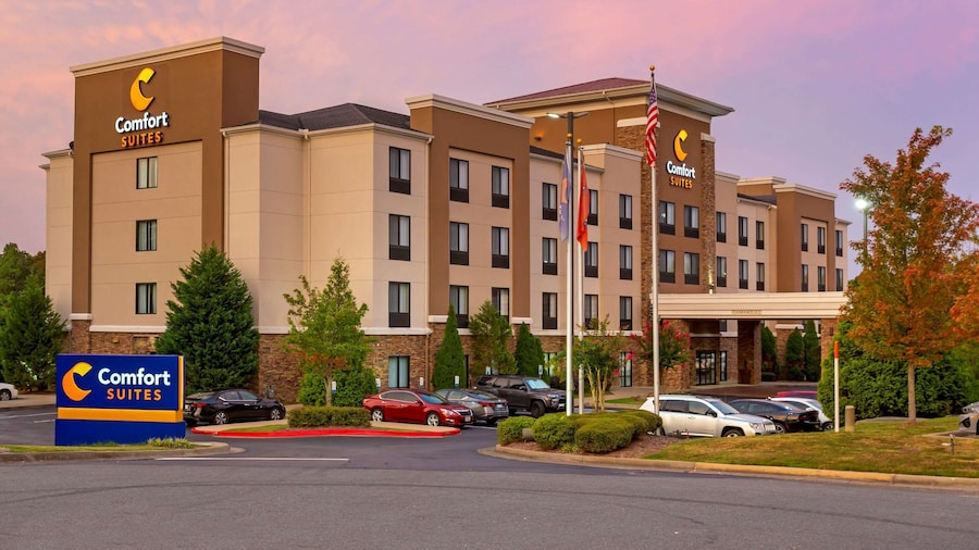 Comfort Suites Little Rock West