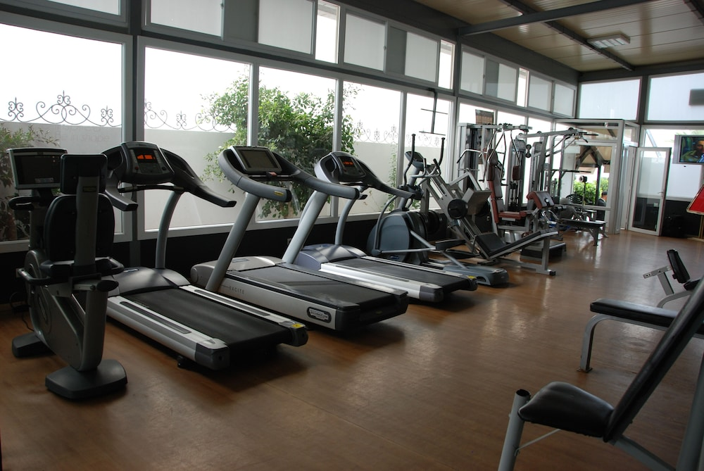Fitness Facility, Cesar Hotel & spa