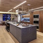 Kök på rummet