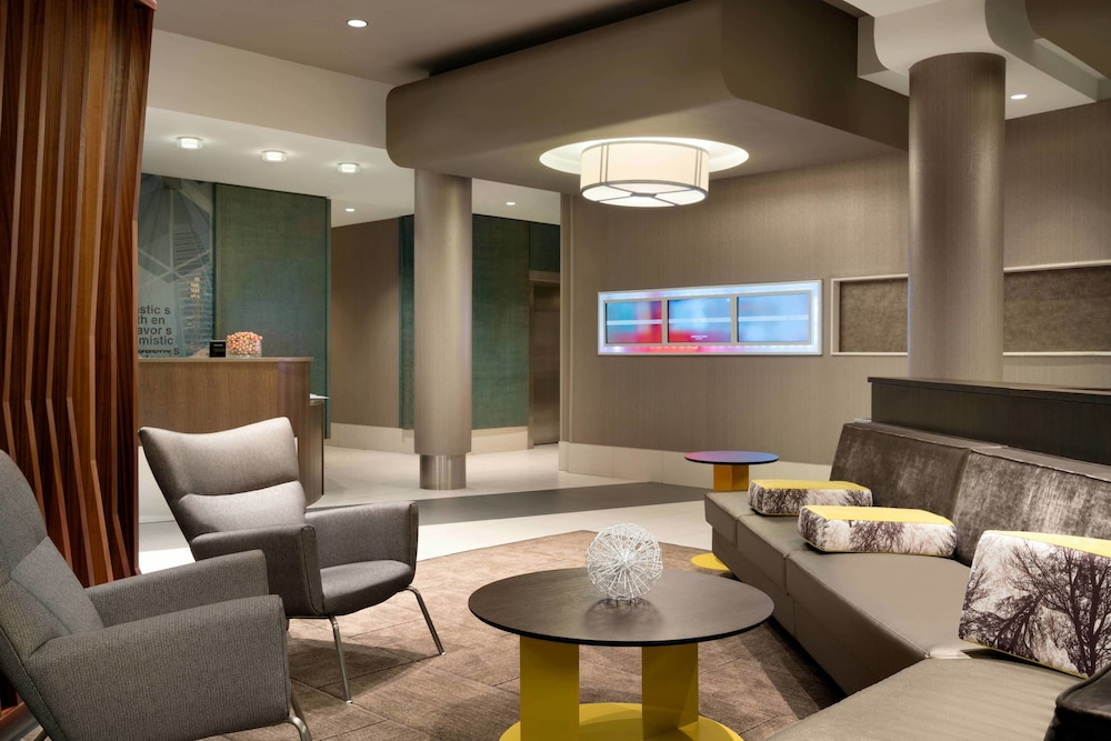 Lobby, SpringHill Suites by Marriott Ewing Princeton South