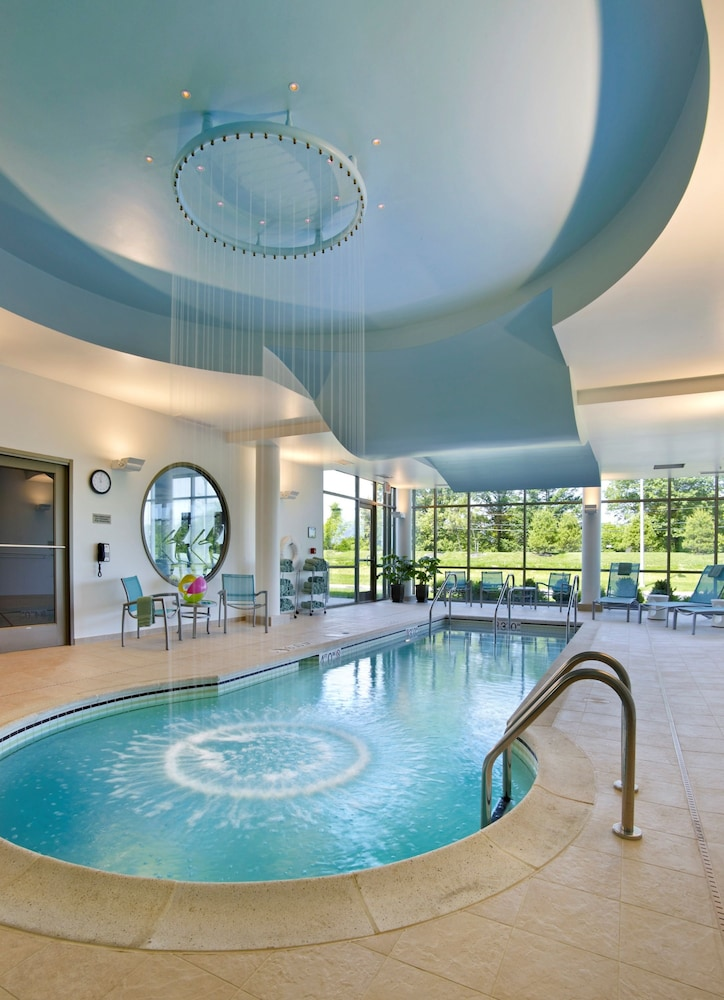 Indoor Pool, SpringHill Suites by Marriott Ewing Princeton South
