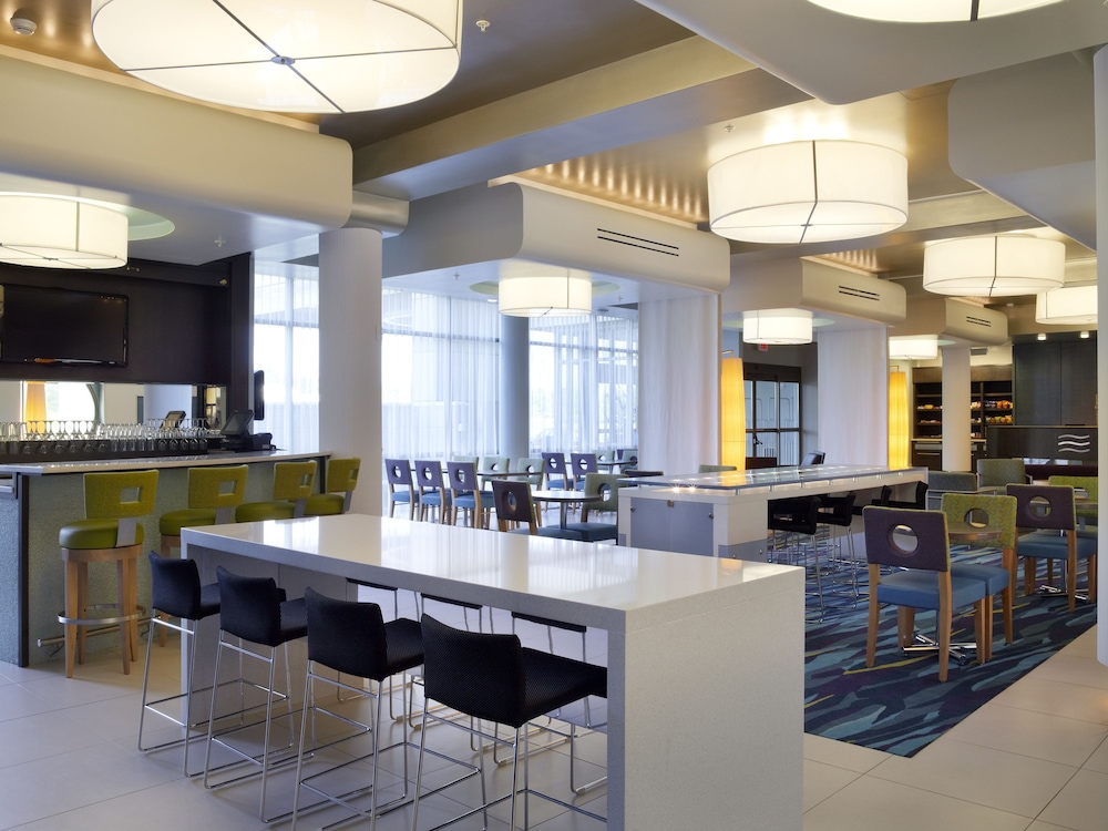 Interior, SpringHill Suites by Marriott Ewing Princeton South