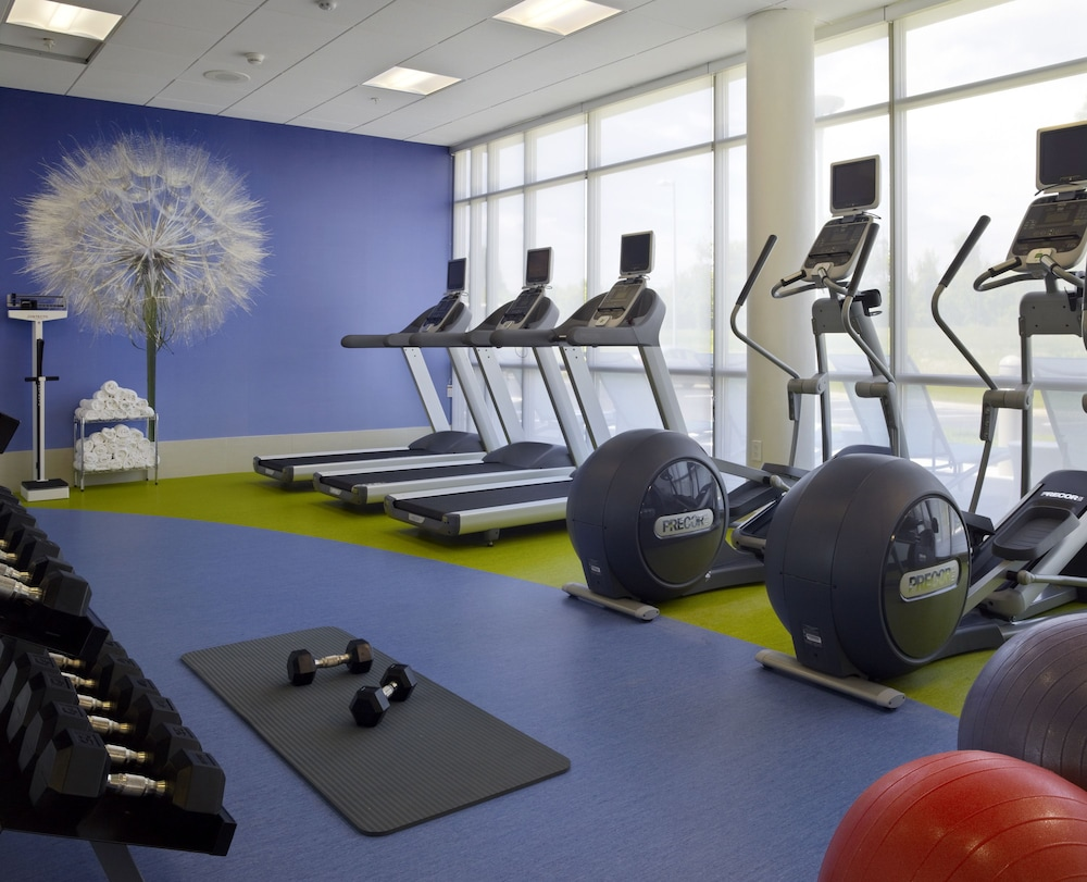 Fitness Facility, SpringHill Suites by Marriott Ewing Princeton South