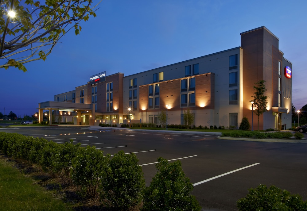 Front of Property - Evening/Night, SpringHill Suites by Marriott Ewing Princeton South