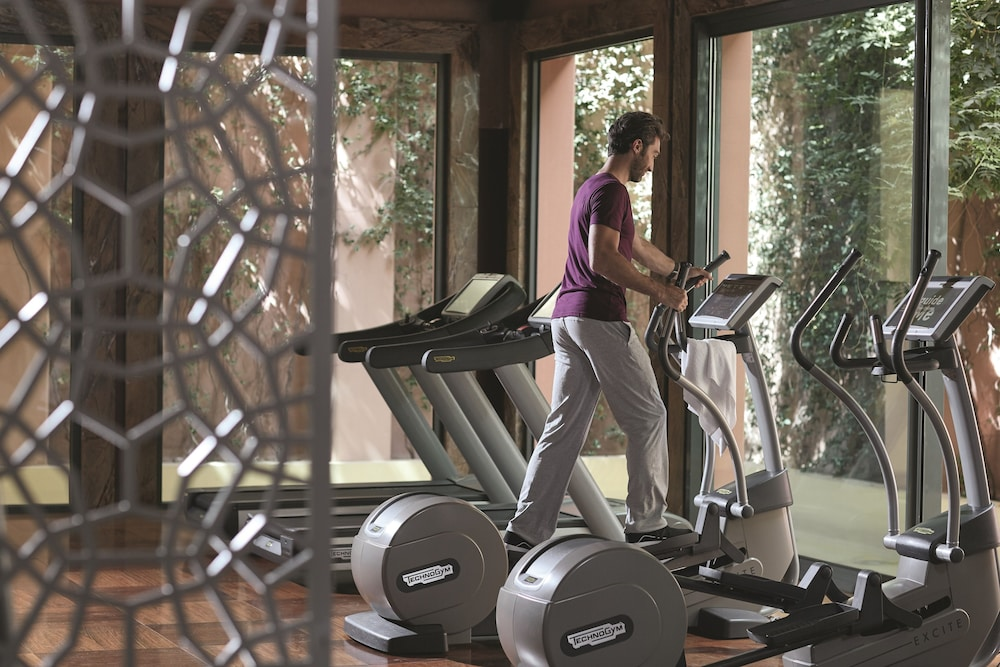 Fitness Facility, Royal Mansour Marrakech