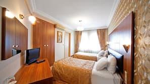 1 개의 침실, 미니바, 객실 내 금고, 책상