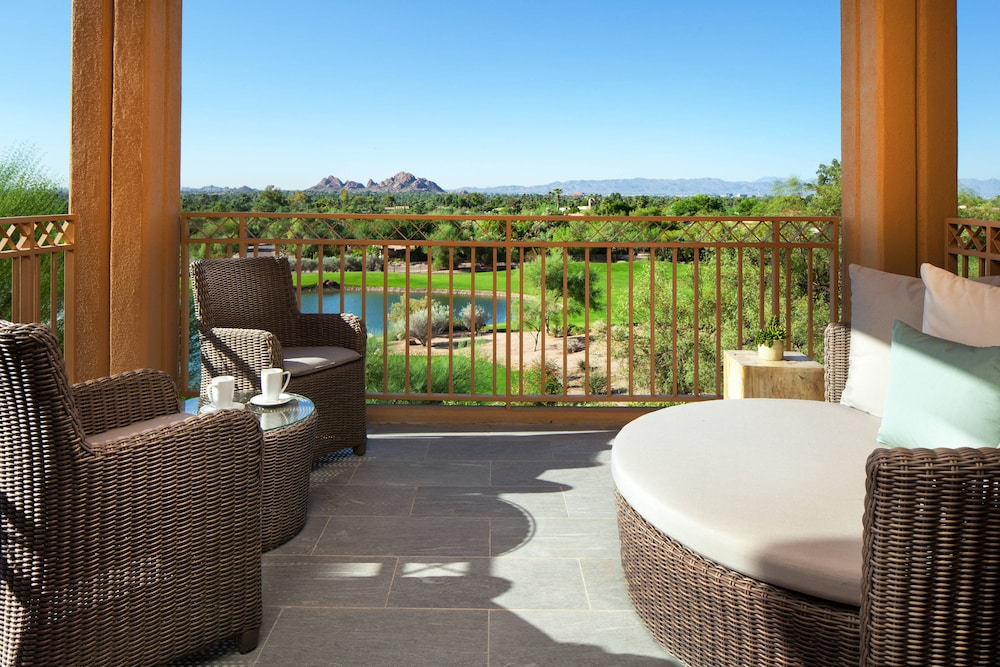 View from Room, The Canyon Suites at The Phoenician, Luxury Collection