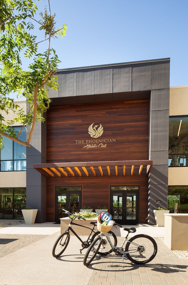 Bicycling, The Canyon Suites at The Phoenician, Luxury Collection