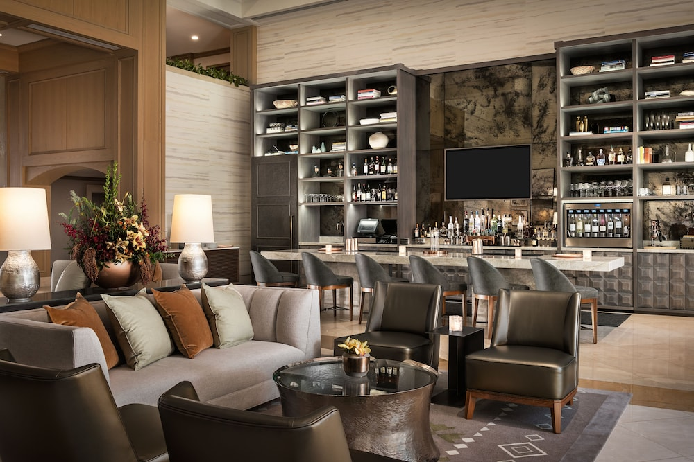 Lobby Lounge, The Canyon Suites at The Phoenician, Luxury Collection