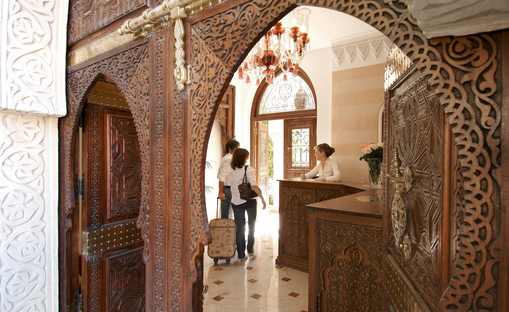 Reception, Demeures d'orient Riad Deluxe & Spa