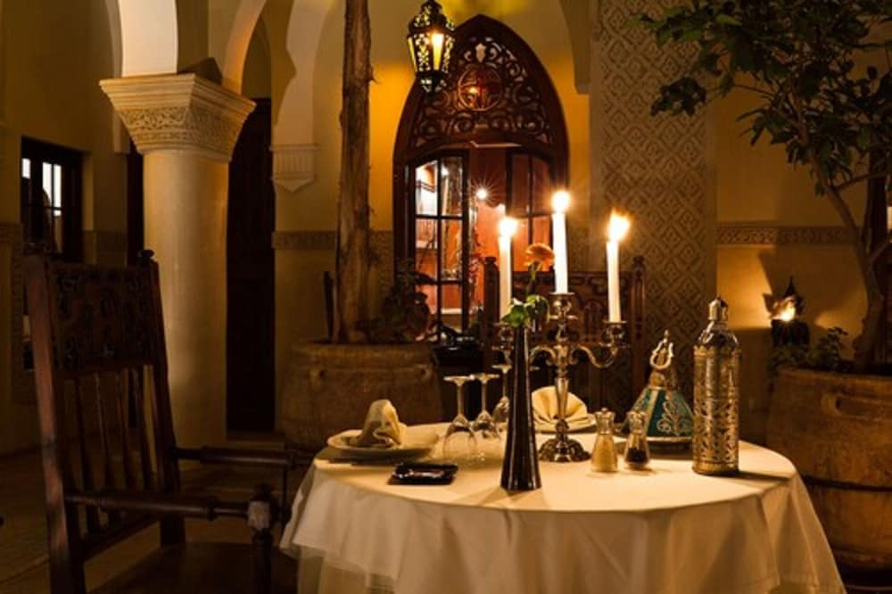 Couples Dining, Demeures d'orient Riad Deluxe & Spa
