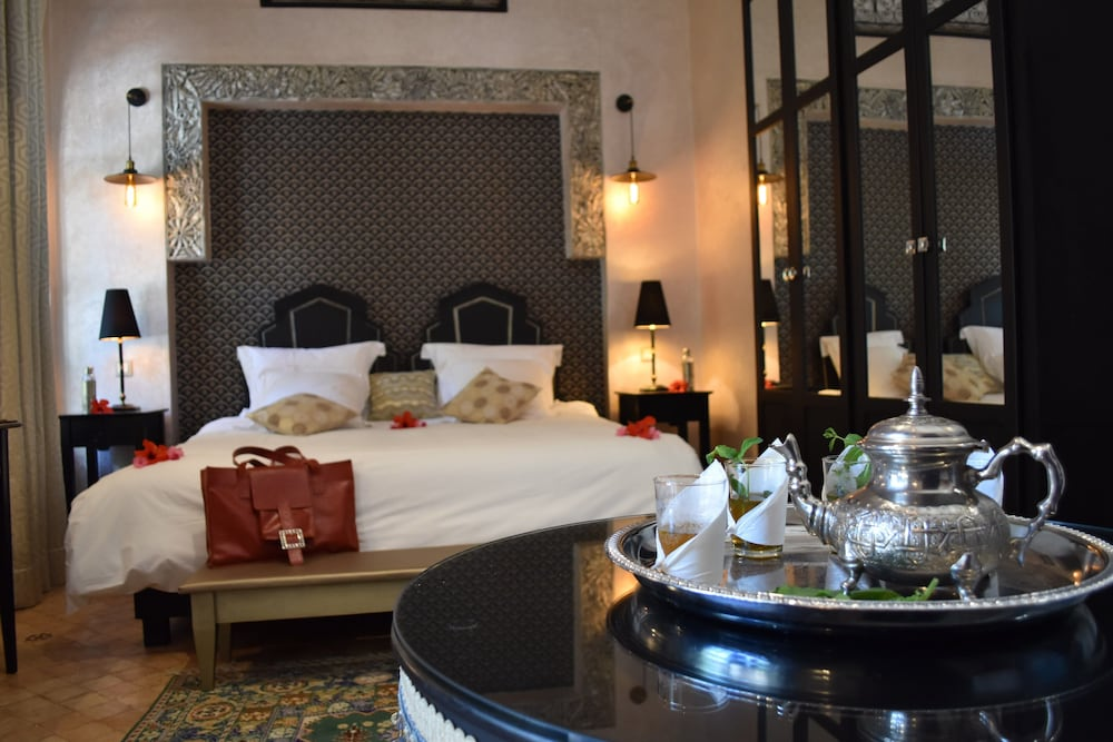 Room, Demeures d'orient Riad Deluxe & Spa