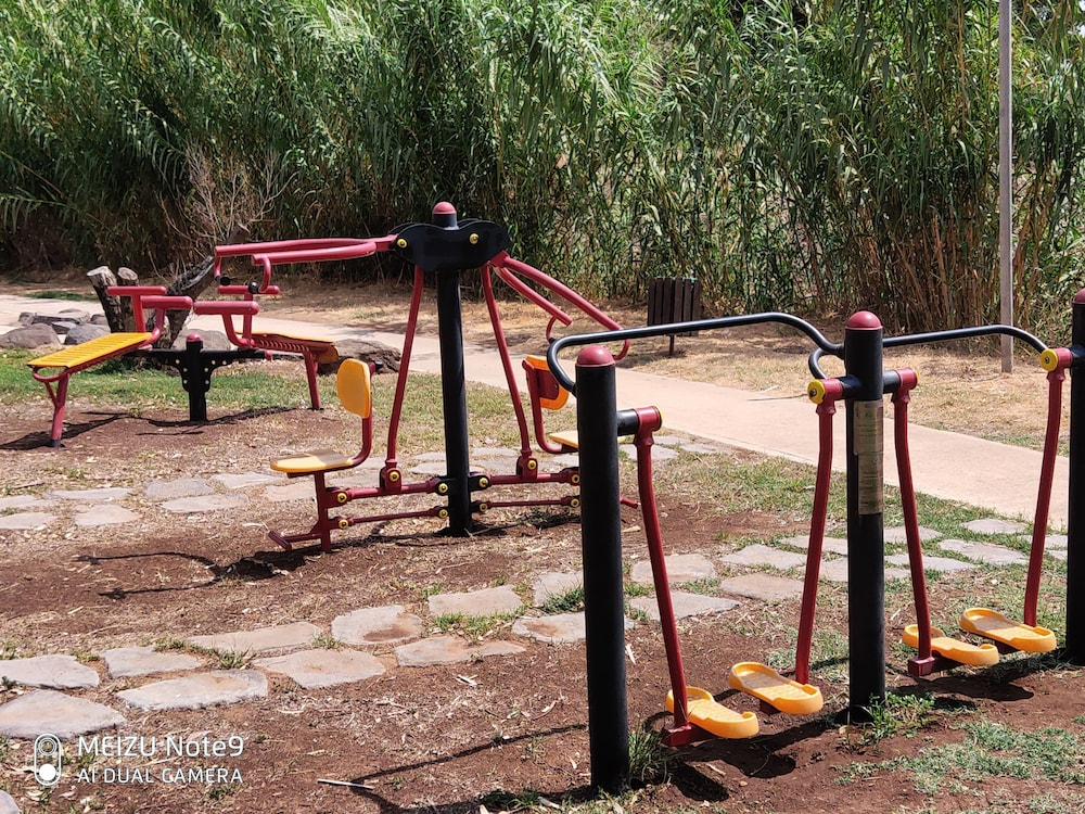 Children's Play Area - Outdoor, Nof Ginosar Hotel