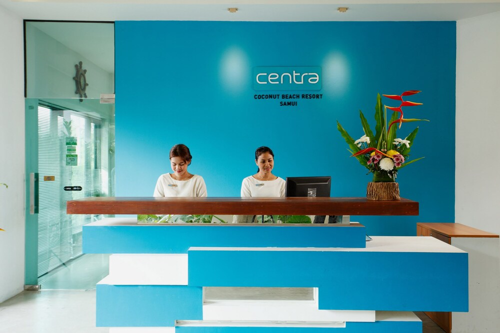 Centra By Centara Coconut Beach Resort Samui 4 0 Out Of 5 Exterior Featured Image Reception