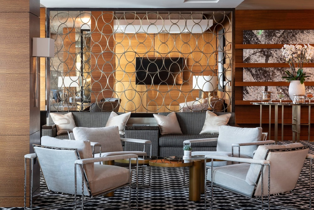 Lounge, The Ritz-Carlton, Los Angeles