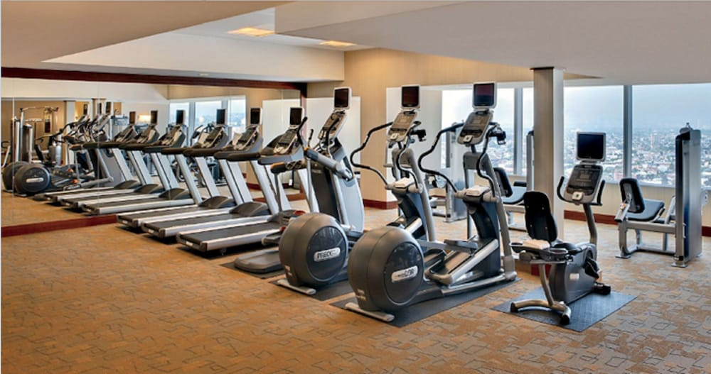 Fitness Facility, The Ritz-Carlton, Los Angeles