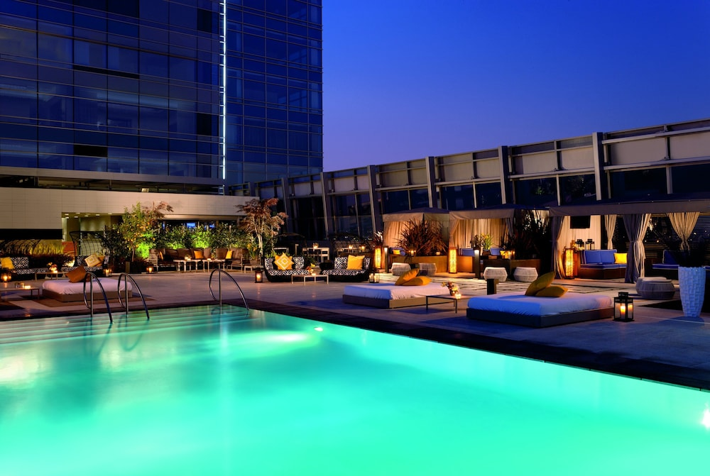 Pool, The Ritz-Carlton, Los Angeles