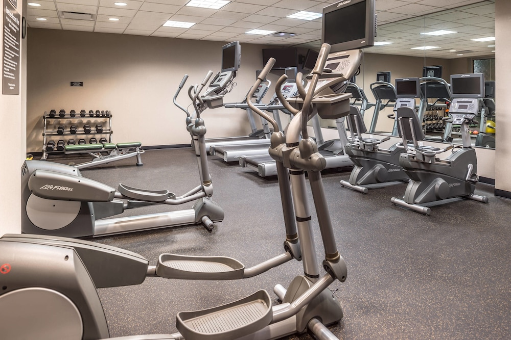 Fitness Facility, Residence Inn by Marriott Pittsburgh North Shore