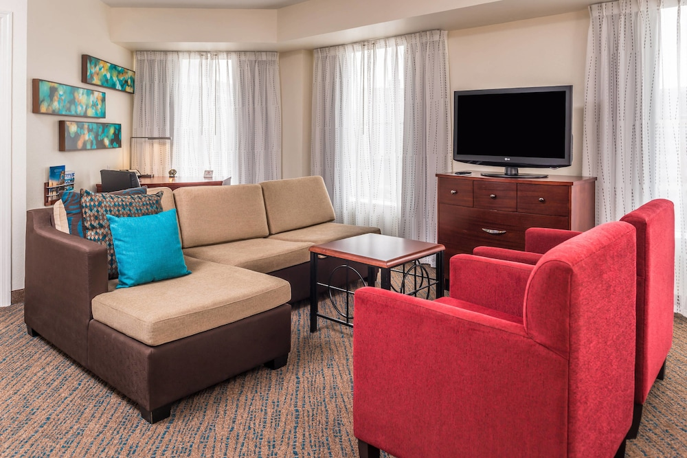 Living Area, Residence Inn by Marriott Pittsburgh North Shore