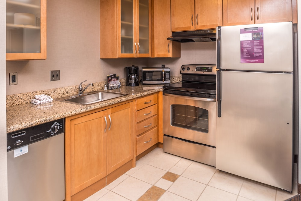 Private Kitchen, Residence Inn by Marriott Pittsburgh North Shore