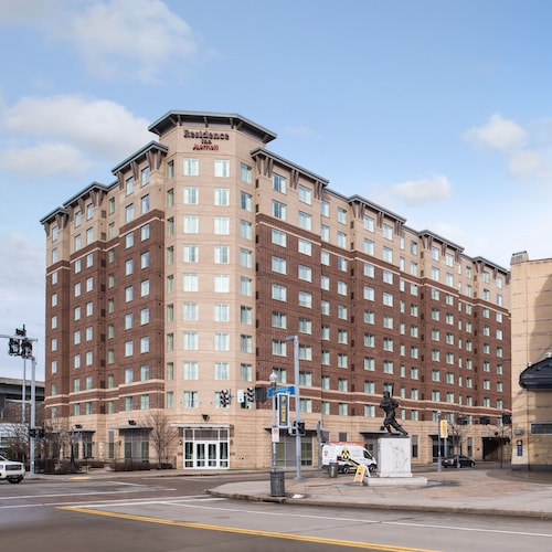 Great Place to stay Residence Inn by Marriott Pittsburgh North Shore near Pittsburgh