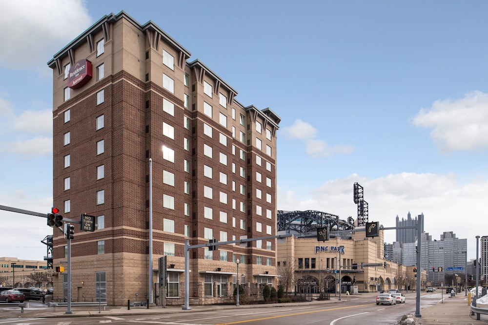 Exterior, Residence Inn by Marriott Pittsburgh North Shore