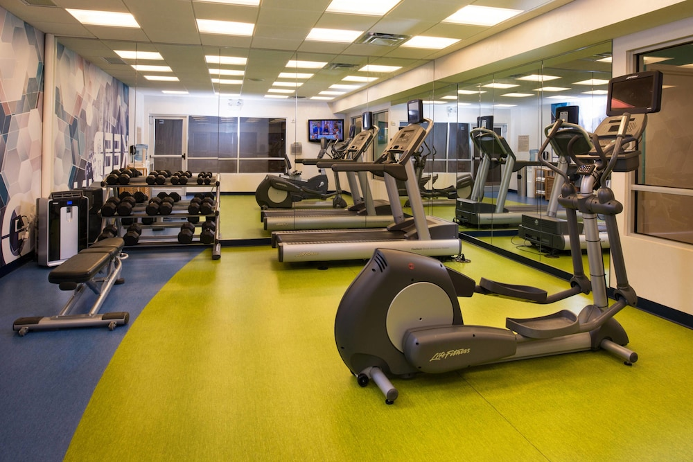 Fitness Facility, SpringHill Suites by Marriott Pittsburgh Southside Works
