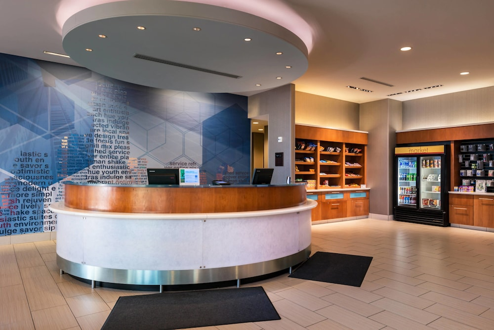 Lobby, SpringHill Suites by Marriott Pittsburgh Southside Works