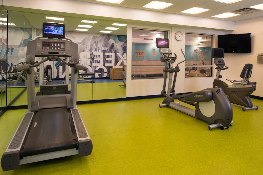 Fitness Studio, SpringHill Suites by Marriott Pittsburgh Southside Works