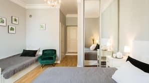 Coffre-forts dans les chambres, lits bébé (gratuits), Wi-Fi gratuit