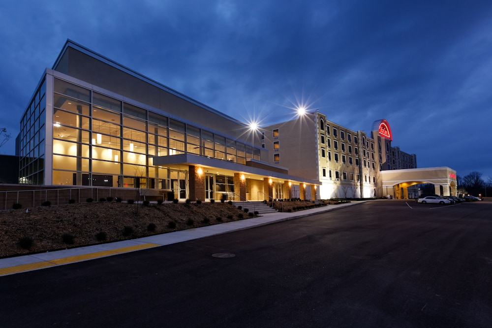 Front of Property - Evening/Night, Harlow's Casino Resort & Spa