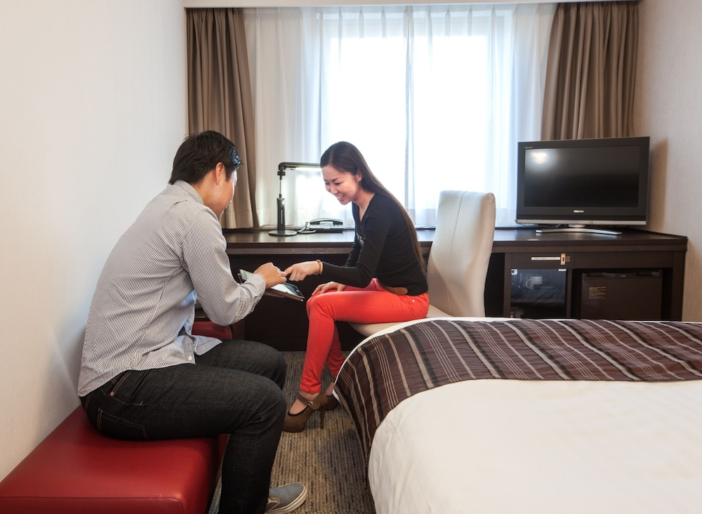Total Hotel Rooms For Daiwa Roynet Japan