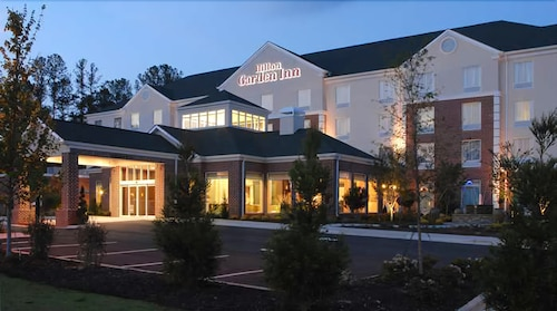 Front of Property - Evening/Night, Hilton Garden Inn Atlanta/Peachtree City