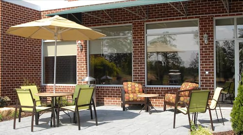 Terrace/Patio, Hilton Garden Inn Atlanta/Peachtree City