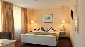 Allergikerbettwaren, Daunenbettdecken, Pillowtop-Betten, Zimmersafe