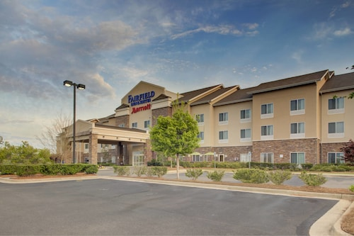 Fairfield Inn & Suites by Marriott Montgomery EastChase Pkwy