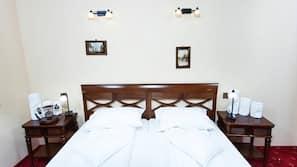 Rollaway beds, WiFi