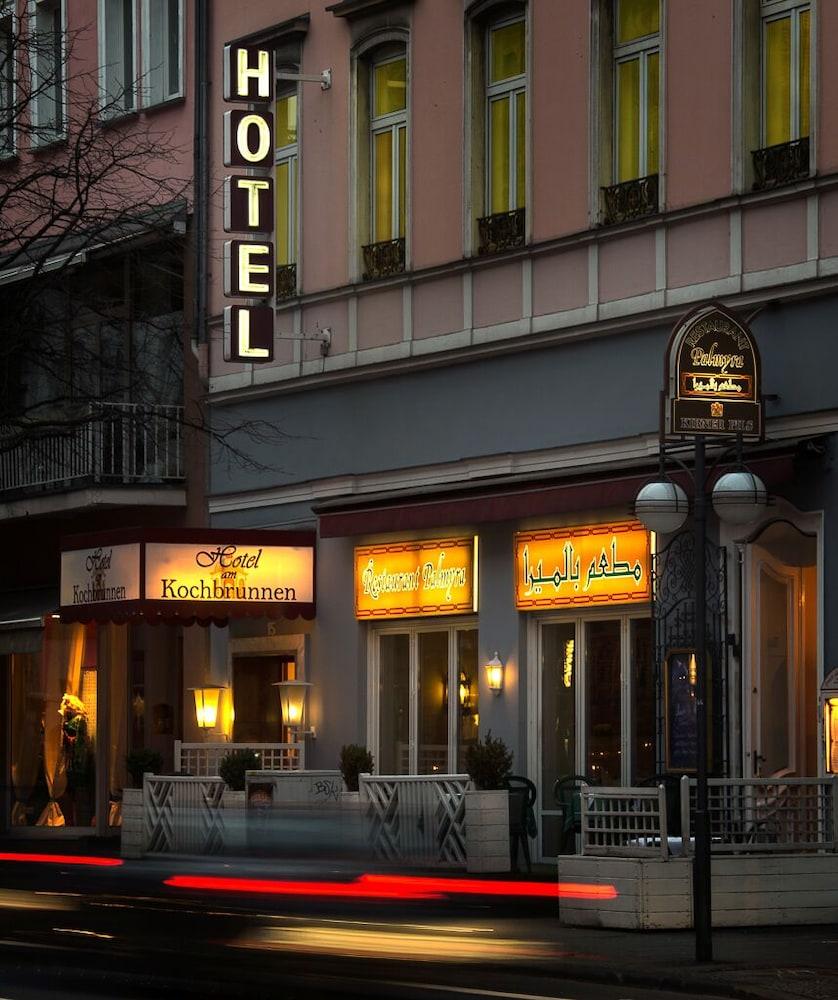Hotel Am Kochbrunnen Wiesbaden Hotelbewertungen 2019 Expedia De
