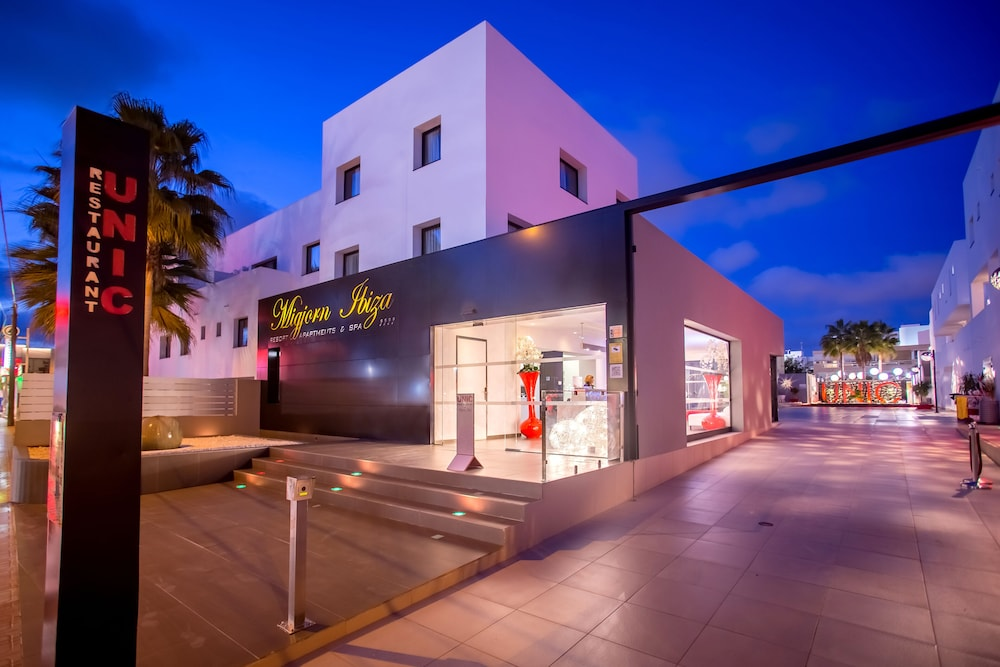 Front of Property, Migjorn Ibiza Suites & Spa