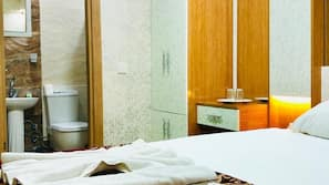 Bettwäsche aus ägyptischer Baumwolle, Minibar, Zimmersafe