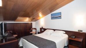 In-room safe, desk, laptop workspace, free cots/infant beds