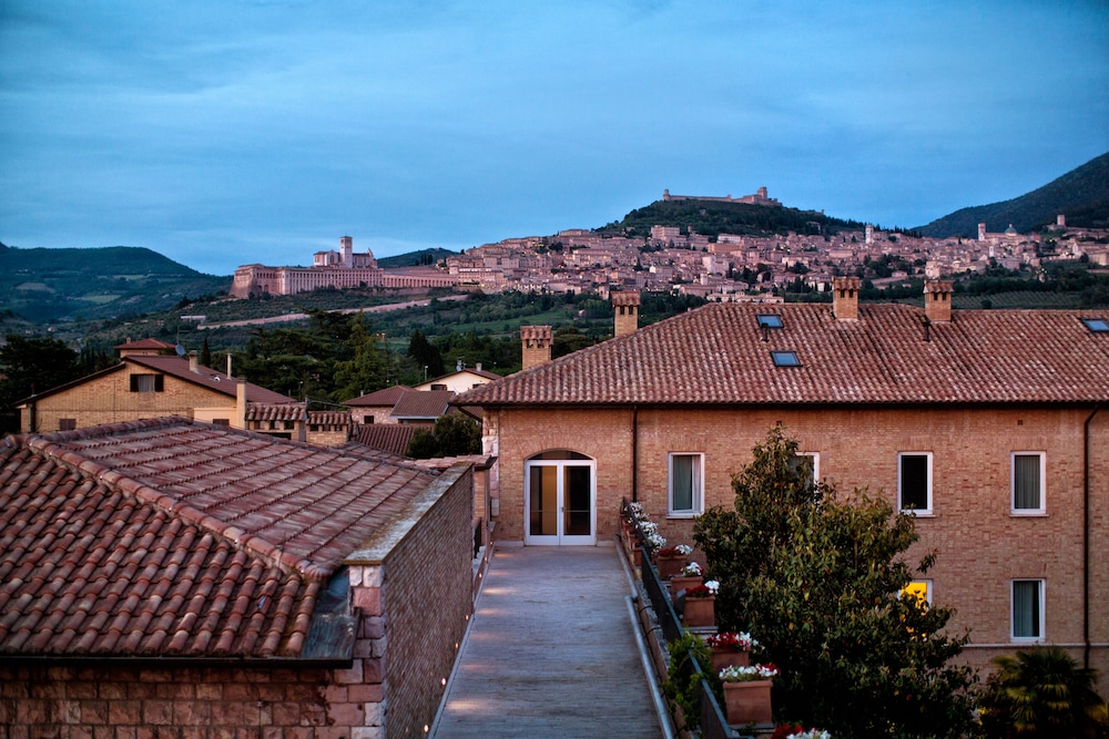 View from Property, Hotel Cenacolo