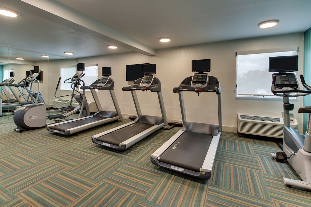 Fitness Facility, Holiday Inn Express Pittston - Scranton Airport, an IHG Hotel