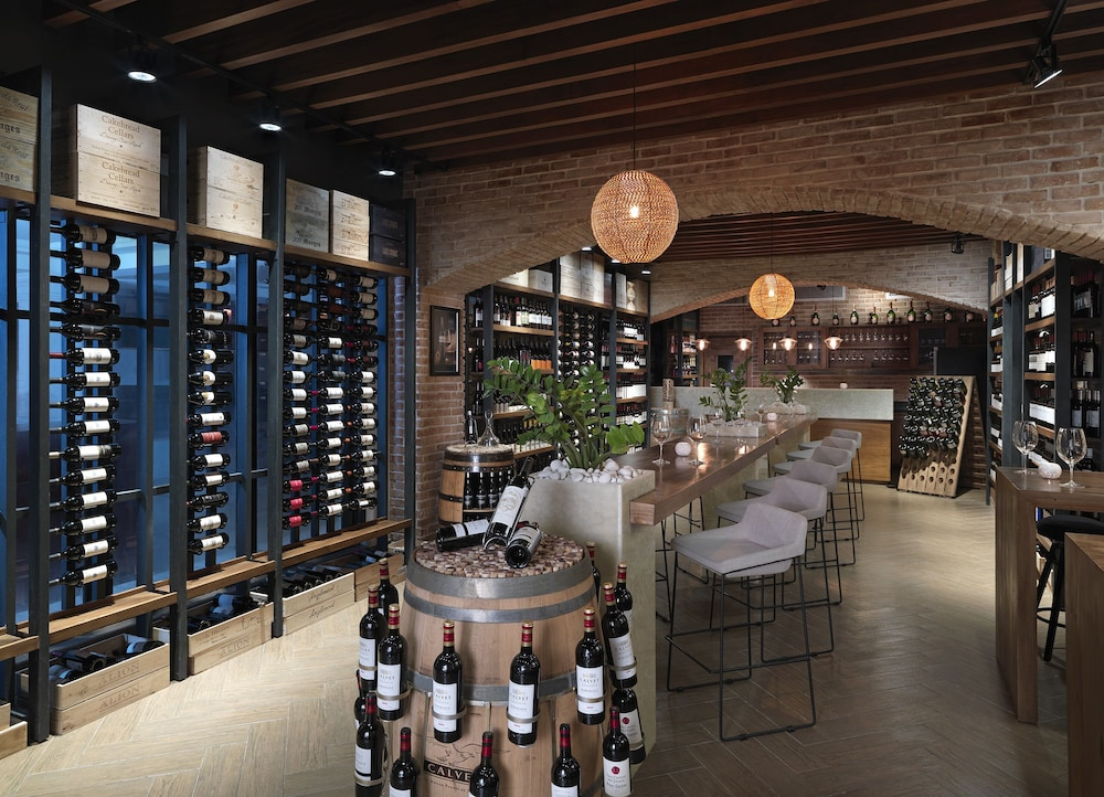 Winery, The Reserve At Paradisus Palma Real Resort All Inclusive