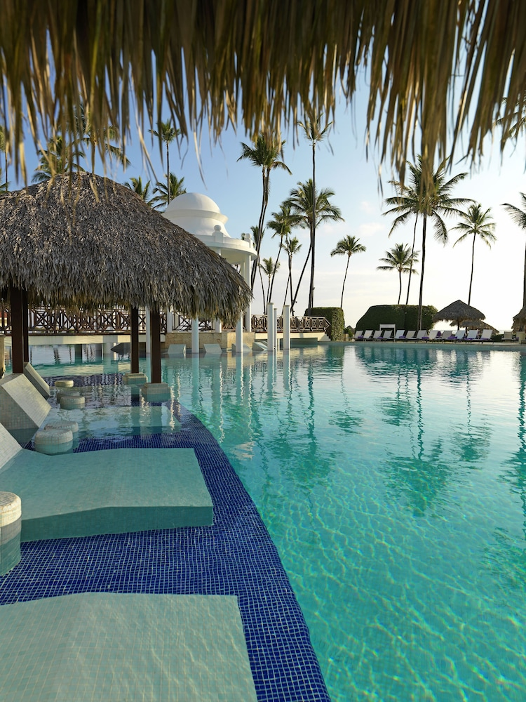 Outdoor Pool, The Reserve At Paradisus Palma Real Resort All Inclusive