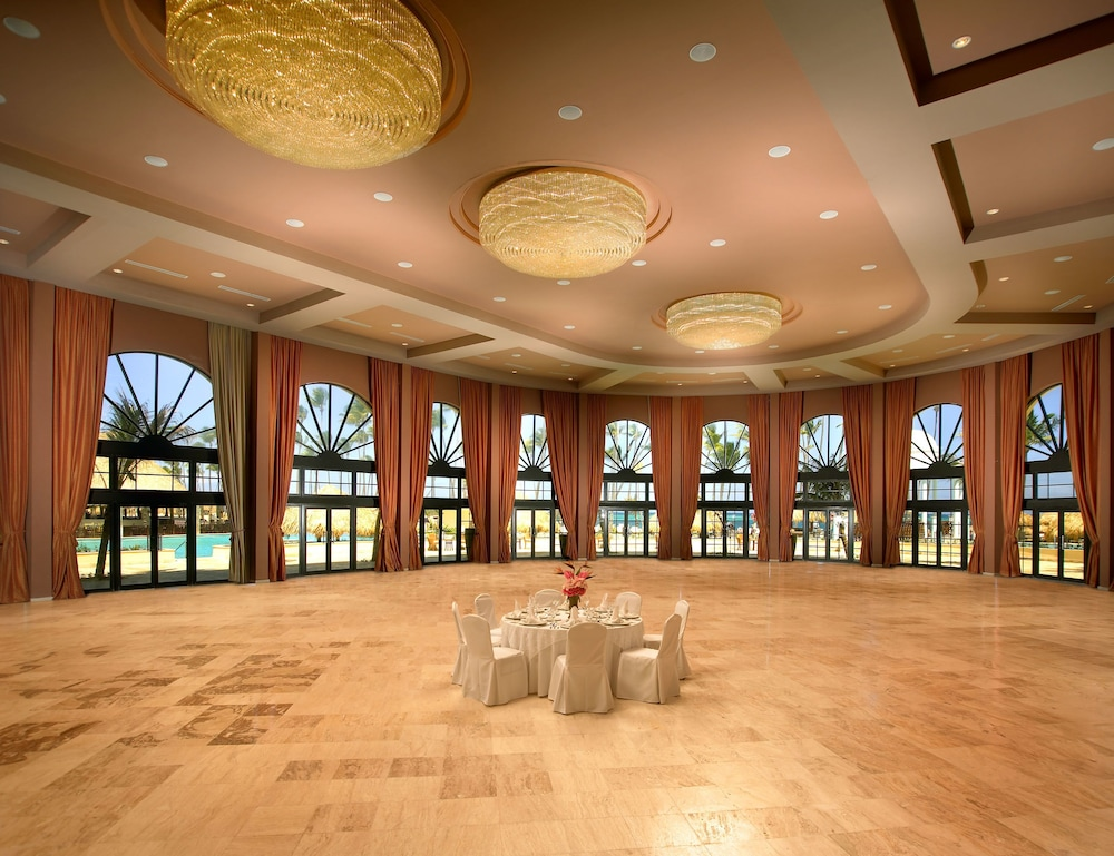 Banquet Hall, The Reserve At Paradisus Palma Real Resort All Inclusive