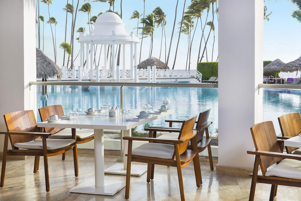 Outdoor Dining, The Reserve At Paradisus Palma Real Resort All Inclusive