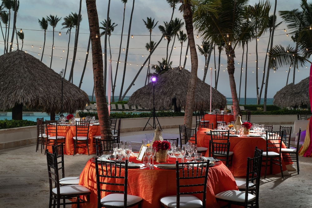 Outdoor Banquet Area, The Reserve At Paradisus Palma Real Resort All Inclusive