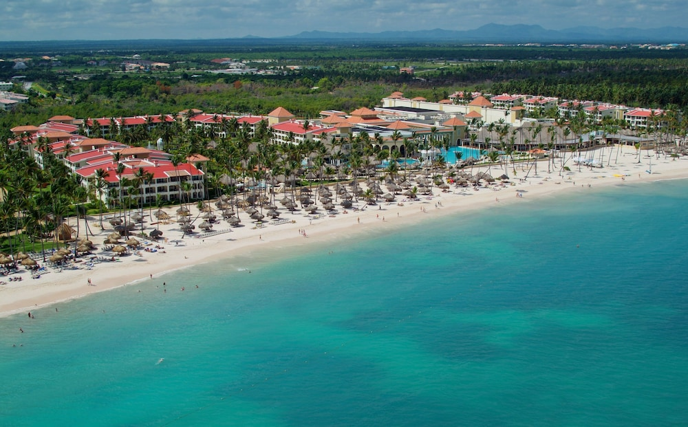 Aerial View, The Reserve At Paradisus Palma Real Resort All Inclusive